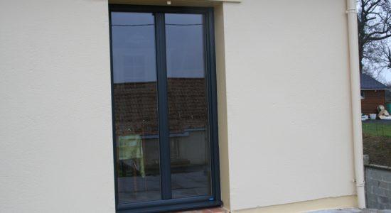 Fenêtre mixte aluminium-PVC à Saint-lô dans la Manche