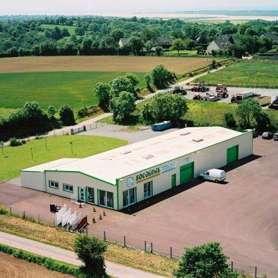 Socodime-Tourville-sur-Sienne