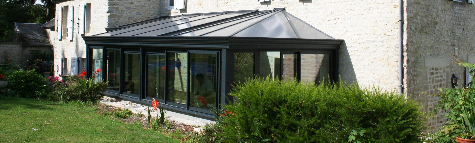 Veranda-aluminium-Bernesq-Calvados