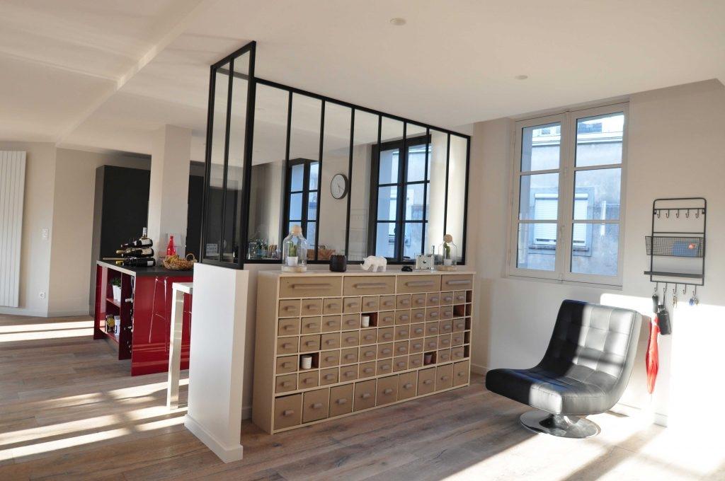 nouveau chez socodime la verri re d 39 int rieure aluminium. Black Bedroom Furniture Sets. Home Design Ideas