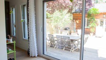 Fenêtre mixte aluminium/PVC