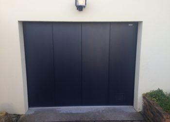 Porte de Garage à Vire dans le Calvados