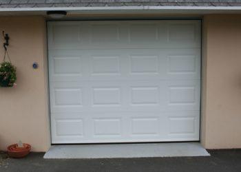 Porte de Garage à Coutances dans la Manche