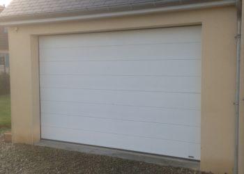 Porte de Garage Sectionnelle Plafond La Haye du Puits dans la Manche