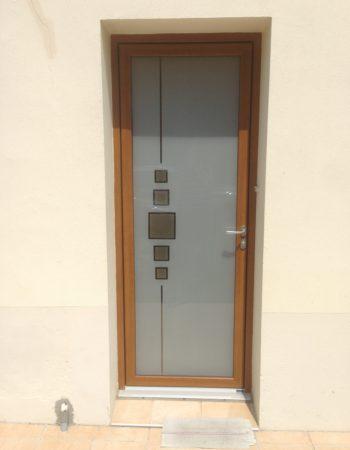 Porte d'Entrée PVC à Saint-Lô dans la Manche