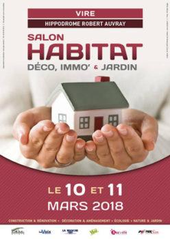 Salon habitat Vire 2018