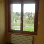 Fenêtres mixtes alu/bois près de Saint-lô dans la Manche