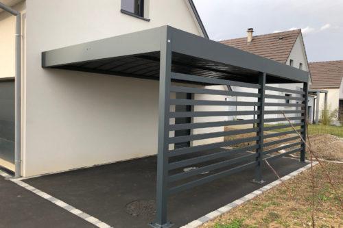 Carport aluminium (5)