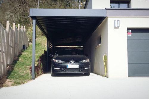 Carport aluminium (6)