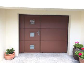 Porte de garage Saint-lô Manche