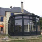 Véranda aluminium Bayeux Calvados