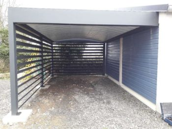 Carport aluminium (Abris véhicule)