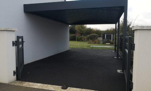Carport aluminium Caen